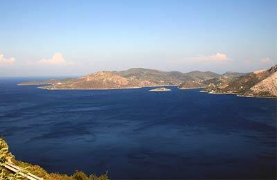 Promy na Wyspy Egejskie