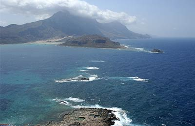 Wyspy Egejskie - promy