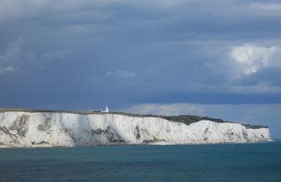 Biale klify w Dover