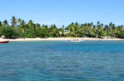 Port Promowy Wyspa South Sea
