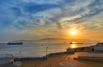 Port Promowy Gibraltar