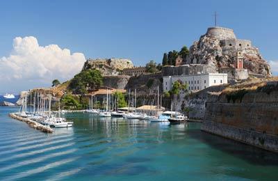 Ankona do Corfu