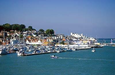 Port Promowy Fishbourne
