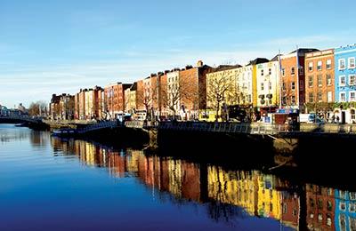 Holyhead do Dublin