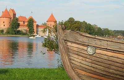 Karlshamn do Klaipeda