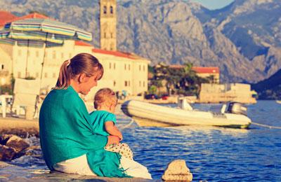 Port Promowy Kotor