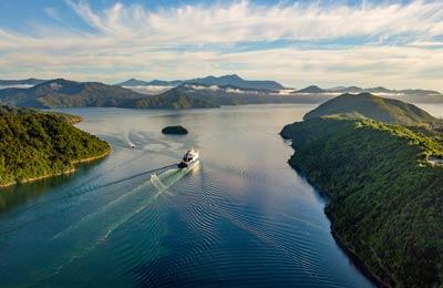 Stewart Island/Oban Promy