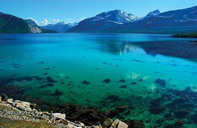 Stromstad do Sandefjord