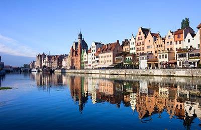 Karlskrona do Gdynia