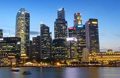 Batam do Singapore Harbour