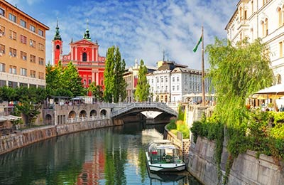 Słowenia - oferty promowe