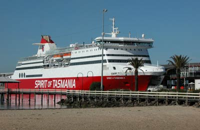 Port Promowy Devonport