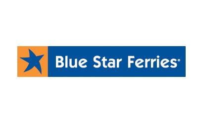 Kup bilet na prom z Blue Star Ferries