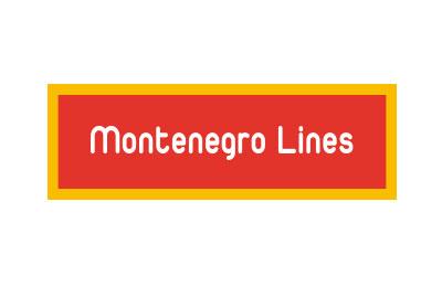 Kup bilet na prom z Montenegro Lines