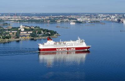 Tallina do Helsinek z Viking Line