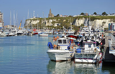 Port Promowy Dieppe