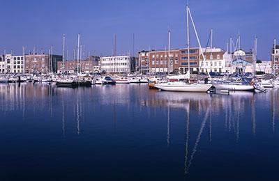 Port Promowy Dunkierka