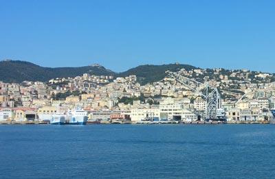 Port Promowy Genua