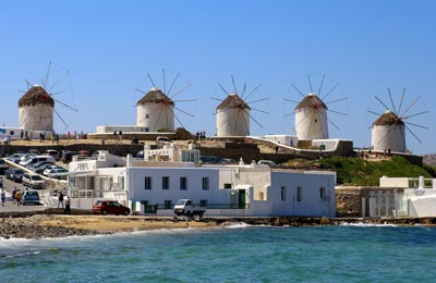 Port Promowy Mykonos