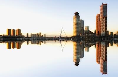 Port Promowy Rotterdam Europoort