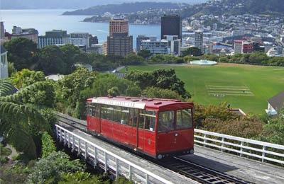 Port Promowy Wellington