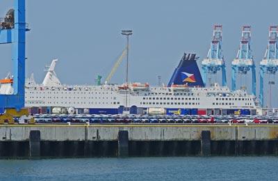 Port Promowy Zeebrugge